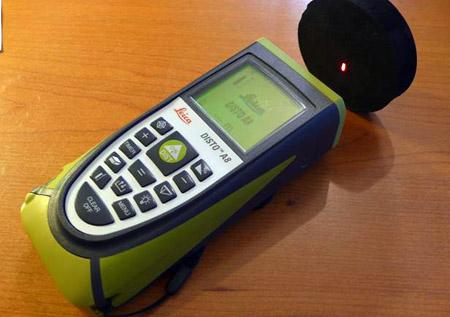 lasermetre